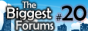The Biggest Forums